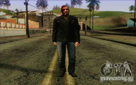 Johnny Klebitz From GTA 5 для GTA San Andreas