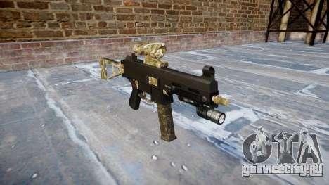 Пистолет-пулемёт UMP45 DEVGRU для GTA 4