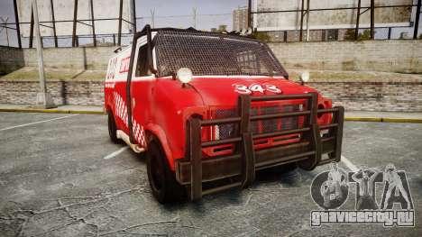 Kessler Stowaway Simpson для GTA 4