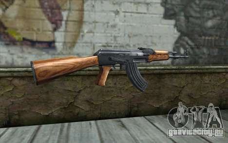 AK47 from Killing Floor v2 для GTA San Andreas второй скриншот