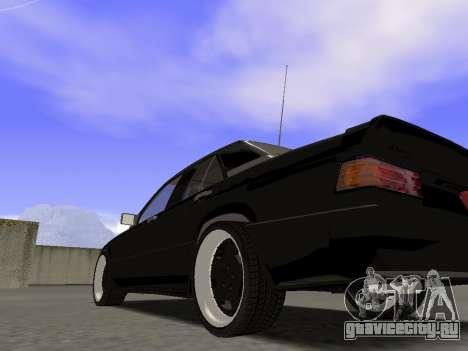 Mercedes-Benz 190E 3.2 AMG для GTA San Andreas вид слева