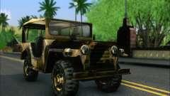 Iguana From Mercenaries 2 World in Flames для GTA San Andreas