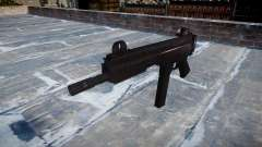 Пистолет-пулемет SMT40 no butt icon2 для GTA 4