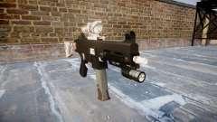 Пистолет-пулемёт UMP45 Choco для GTA 4
