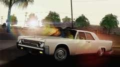 Lincoln Continental Sedan (53А) 1962 (HQLM)