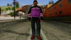 Hood from GTA Vice City Skin 1