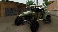 Military Buggy для GTA San Andreas