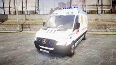 Mercedes-Benz Sprinter ARM Ambulance [ELS]