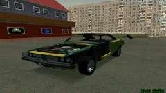 Dodge Charger HL2 EP2 для GTA San Andreas