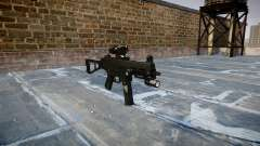 Пистолет-пулемёт UMP45 Ghosts для GTA 4
