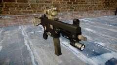 Пистолет-пулемёт UMP45 A-TACS AU