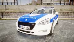 Peugeot 508 Republic of Srpska [ELS]