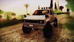 Karin Rebel 4x4 GTA 5 для GTA San Andreas