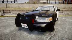 Ford Crown Victoria LASD [ELS] Slicktop