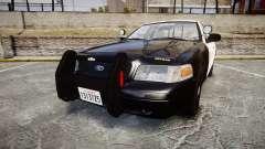 Ford Crown Victoria LASD [ELS] Slicktop для GTA 4