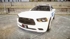 Dodge Charger RT 2013 PS Police [ELS] для GTA 4