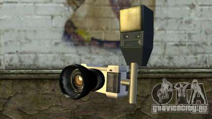 Camera from Beta Version для GTA San Andreas