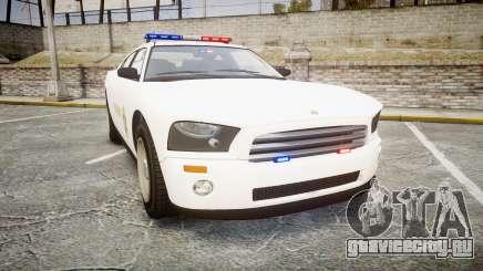 GTA V Bravado Police Buffalo [ELS] для GTA 4