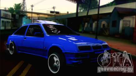 Ford Sierra Stanced для GTA San Andreas