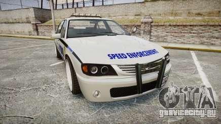 Declasse Merit Police Patrol Speed Enforcement для GTA 4