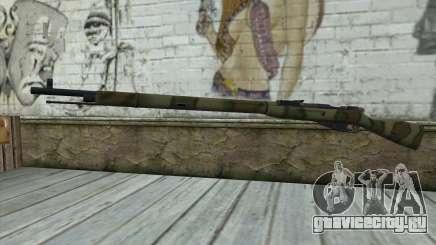Винтовка Мосина v4 для GTA San Andreas