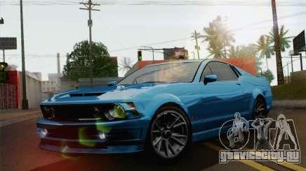 GTA 5 Dominator для GTA San Andreas