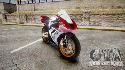 Daytona 675R 2011 для GTA 4