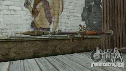 РПГ-7В from Battlefield: Vietnam для GTA San Andreas