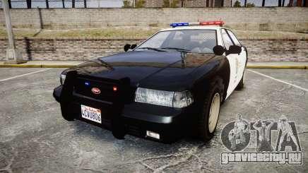 GTA V Vapid Cruiser LSP [ELS] для GTA 4