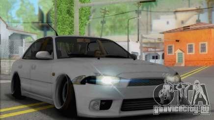 Proton Wira Slammed для GTA San Andreas