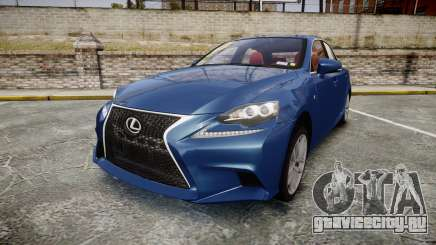 Lexus IS 350 F-Sport 2014 Rims1 для GTA 4