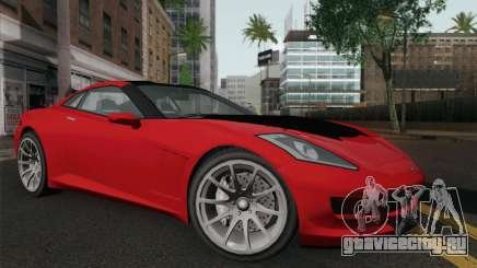 GTA 5 Invetero Coquette для GTA San Andreas