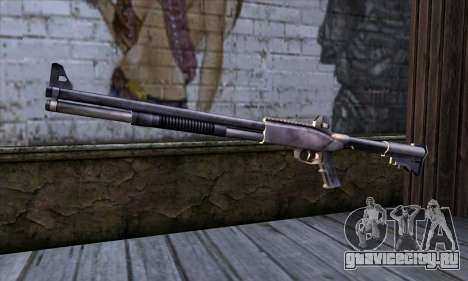 Chromegun Standart для GTA San Andreas