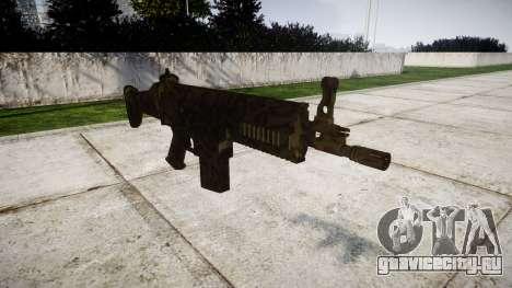 Винтовка SCAR-H для GTA 4