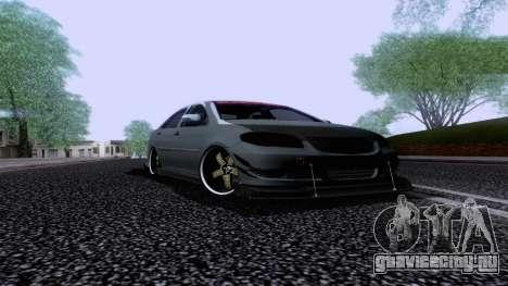 Toyota Vios Extreme Edition для GTA San Andreas