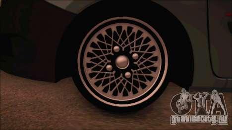 Mercedes-Benz Citan Stock 2013 для GTA San Andreas вид справа