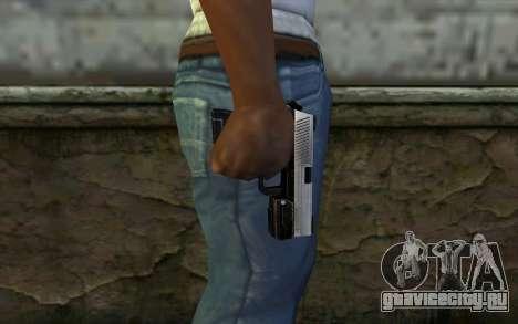 Pistol from Deadpool для GTA San Andreas третий скриншот
