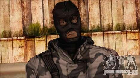Artic from Counter Strike Condition Zero для GTA San Andreas третий скриншот