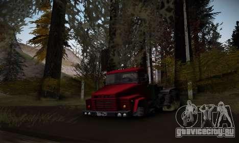 Трасса для бездорожья 2.0 для GTA San Andreas третий скриншот