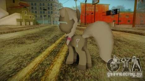 Silverspoon from My Little Pony для GTA San Andreas второй скриншот
