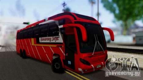 Volvo Gumarang Jaya для GTA San Andreas
