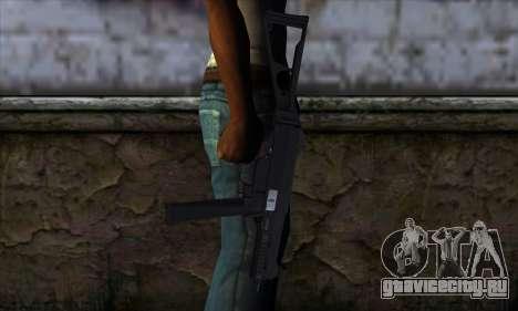UMP45 v1 для GTA San Andreas третий скриншот