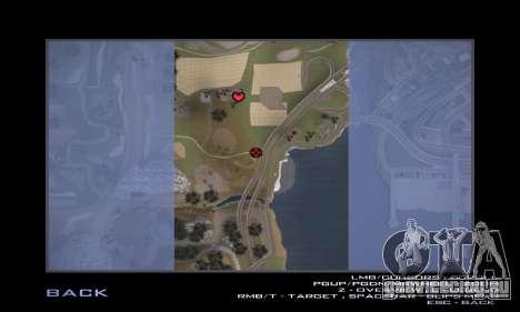 Трасса для бездорожья 2.0 для GTA San Andreas восьмой скриншот