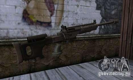 JNG-90 для GTA San Andreas второй скриншот