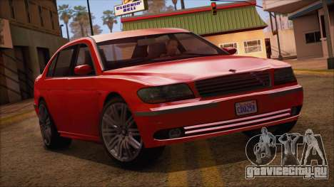 GTA 5 Ubermacht Oracle XS для GTA San Andreas
