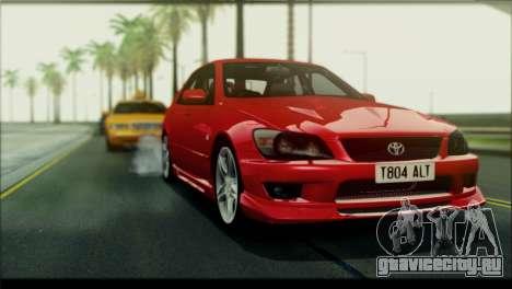 ENB Rujac для слабых компьютеров для GTA San Andreas второй скриншот
