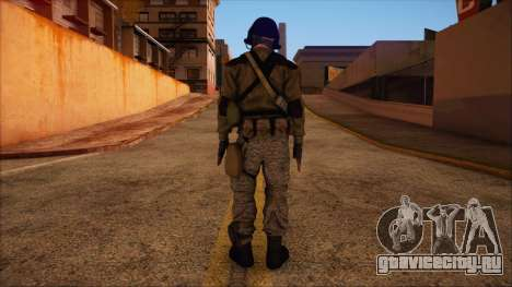 Recon from Battlefield 3 для GTA San Andreas второй скриншот