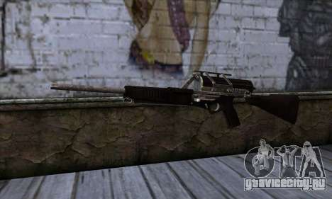 Calico M951S from Warface v1 для GTA San Andreas