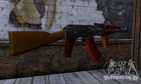 Romanian AKM для GTA San Andreas второй скриншот