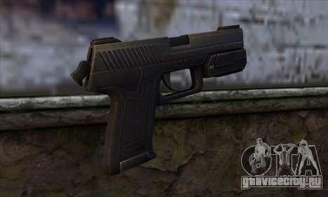 MK23 для GTA San Andreas второй скриншот